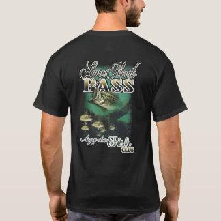 Verärgerter Köder-Fisch-Verein T-Shirt