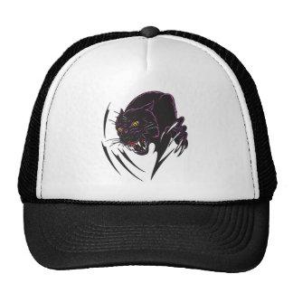 Verärgerter Panther Baseball Cap
