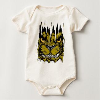 Verärgerter Puma Baby Strampler