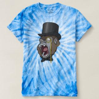 Verärgerter Schmeckle Krawatten-T - Shirt