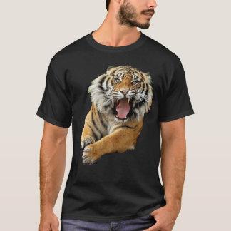 Verärgerter Tiger T-Shirt