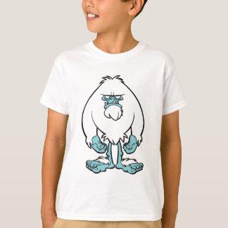 Verärgerter Yeti T-Shirt