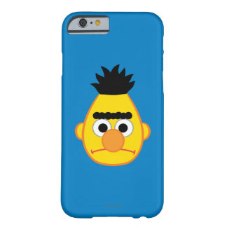 Verärgertes Gesicht Bert Barely There iPhone 6 Hülle
