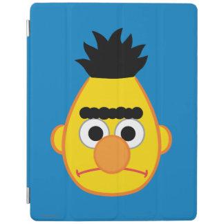 Verärgertes Gesicht Bert iPad Hülle