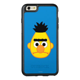 Verärgertes Gesicht Bert OtterBox iPhone 6/6s Plus Hülle