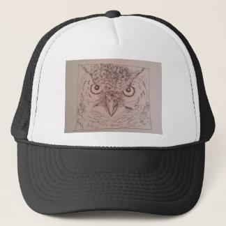 verärgertes owl.jpg truckerkappe