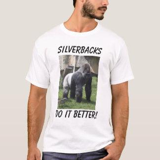 verbessert es! , Silverbacks T-Shirt
