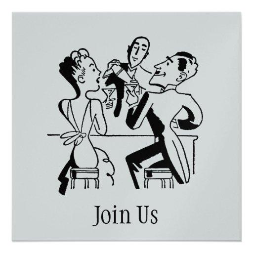 Verbinden Sie uns Einladung