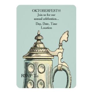 Verbinden Sie uns! Oktoberfest Party Einladungen