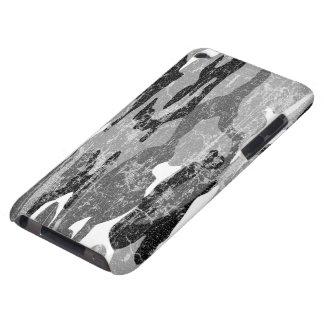 Verblaßte arktische Camouflage iPod Touch Cover