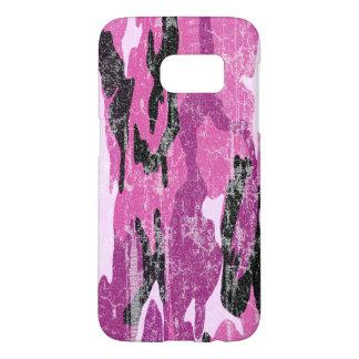 Verblaßte rosa Camouflage