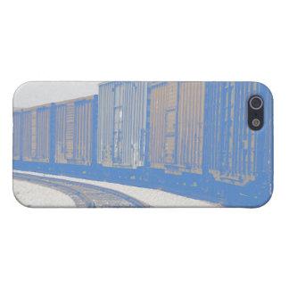 Verblaßter Güterzug Schutzhülle Fürs iPhone 5