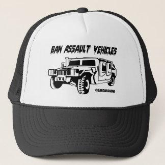 Verbot-Angriffs-Fahrzeug-Hut Truckerkappe