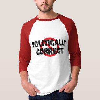 Verbot politisch korrekt T-Shirt