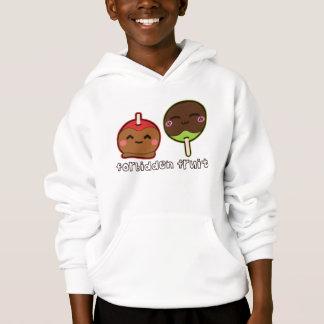 Verbotene Frucht Hoodie