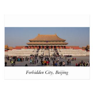 Verbotene Stadt Peking Postkarten