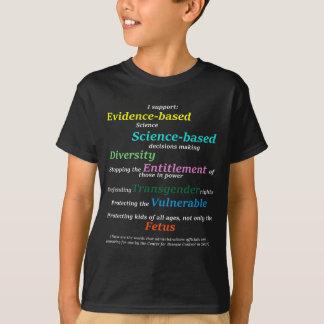 Verbotene Wörter CDC 7 T-Shirt