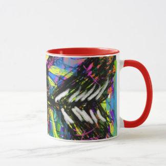 Verbrechens-Tassen-Rot Tasse