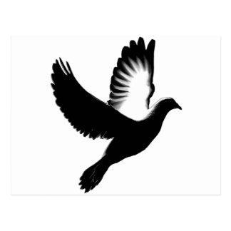 Verbreiten meiner Flügel, Faith_ Postkarte