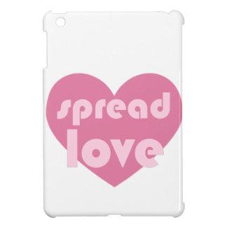 Verbreiten Sie die Liebe (allgemein) iPad Mini Hülle