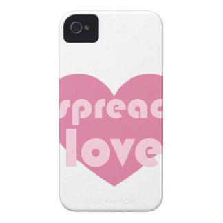 Verbreiten Sie die Liebe (allgemein) iPhone 4 Hüllen