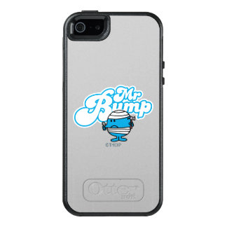 Verbundener Daumen Herr-Bump | OtterBox iPhone 5/5s/SE Hülle