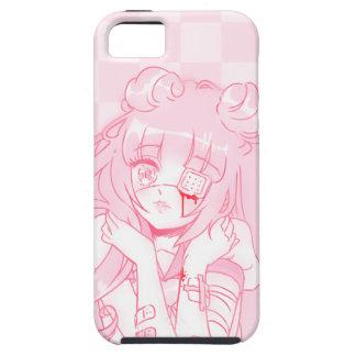 Verbundenes Mädchen Etui Fürs iPhone 5