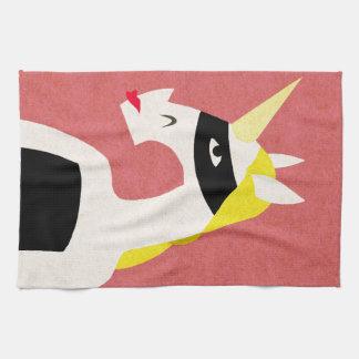 Verdecktes Einhorn Handtuch