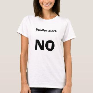 Verderberalarm: NEIN T-Shirt