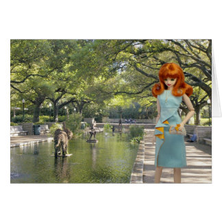 Verdi, Houston-Zoo-Eingang Karte