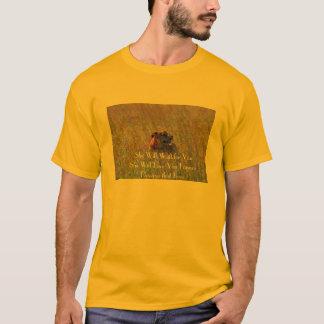 Verdienen Sie dieses Liebetiert-shirt T-Shirt