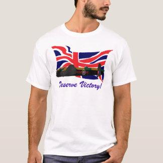 Verdienen Sie Sieg! T-Shirt