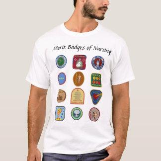 Verdienst-Abzeichen der Krankenpflege - das Shirt