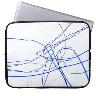 Verdrahtete Laptoptasche Laptopschutzhülle