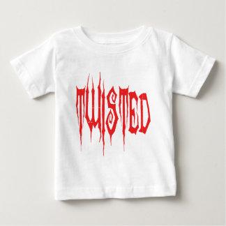 Verdreht Baby T-shirt