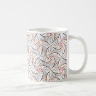 Verdreht - Muscheln Kaffeetasse