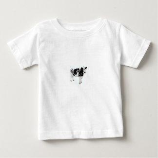 Verdrehte Kuh Baby T-shirt