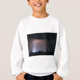Verdrehter Sturm Sweatshirt