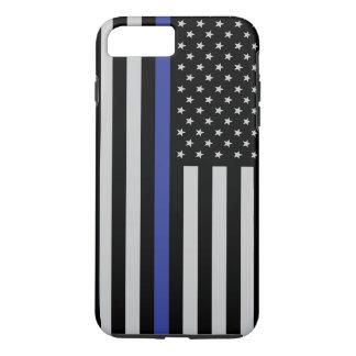 Verdünnen Sie blauer Sumpf-Schwertlilie zwar iPhone 8 Plus/7 Plus Hülle