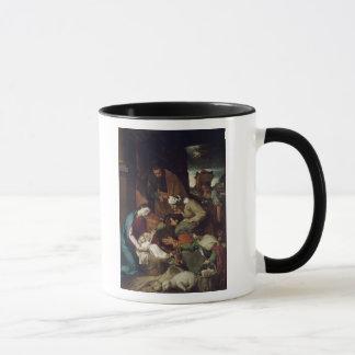 Verehrung der Schäfer, 1630 Tasse