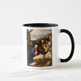 Verehrung der Schäfer, 1650 Tasse