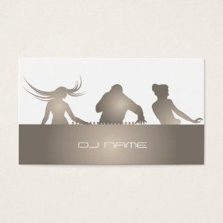 Verein DJ-Visitenkarte Visitenkarte