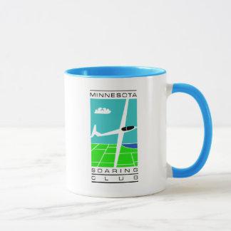 Verein-Kaffee-Tasse Minnesotas hochfliegende Tasse