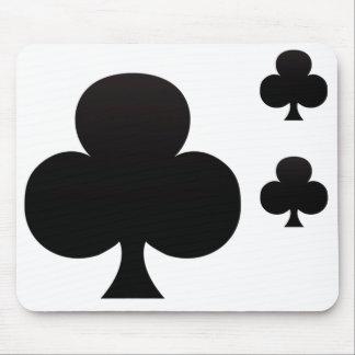 Verein-Poker-Ikone Mauspads