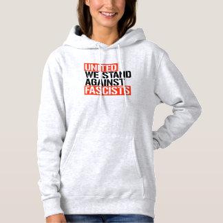 Vereinigt gegen alle Faschisten - Hoodie