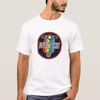 Vereinigt Scoot wir T-Shirt