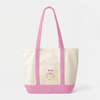 Vereinigt zum Kampf-Brustkrebs Einkaufstaschen