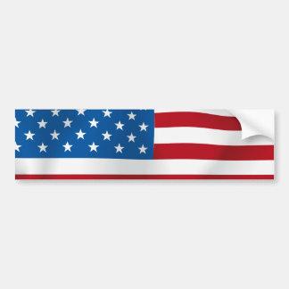 Vereinigte Staaten Autoaufkleber