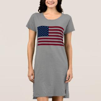 Vereinigte Staaten kennzeichnen Kleid