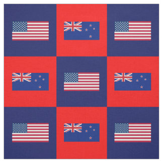 Vereinigte Staaten kennzeichnen, Neuseeland-Flagge Stoff